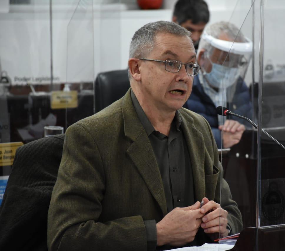 """Pedrini refutó a Peche: """"La Constitución permite la designación de una ministra en la presidencia del Consejo de la Magistratura"""""""