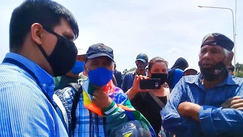"""El CPT denunció un saldo de 14 heridos por la represión de Ruta 11: """"No fue un hecho aislado, ni un exceso"""""""