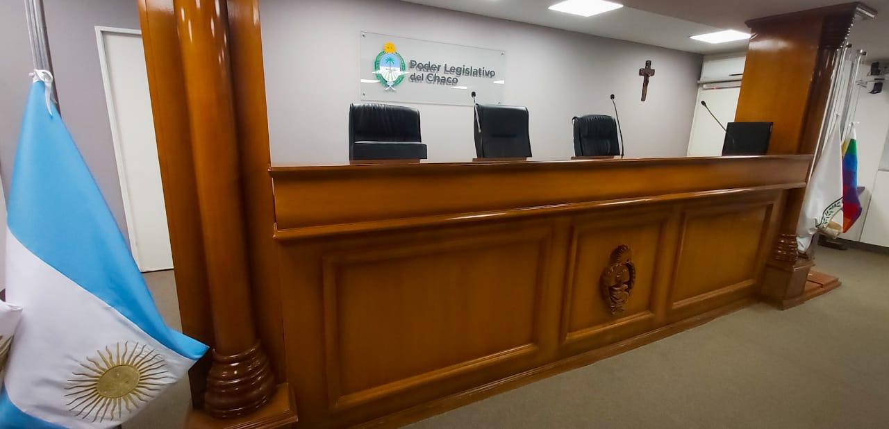 El Poder Legislativo adhiere al asueto administrativo del viernes 9
