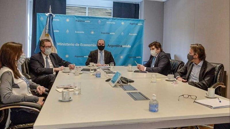 La misión del FMI concluye su trabajo en la Argentina y retorna a Washington