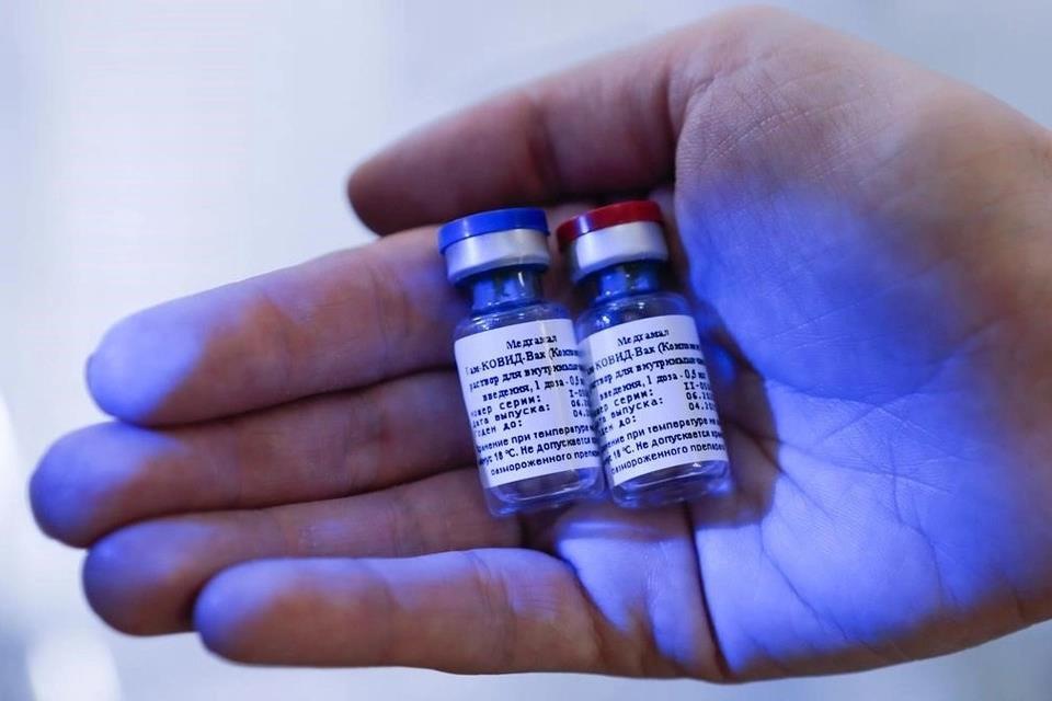 Entre diciembre y enero, Argentina podría recibir 10 millones de vacunas Sputnik V