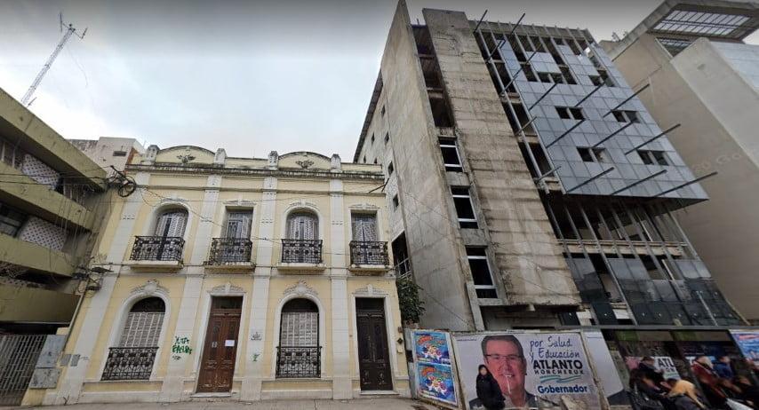 Tras años de postergaciones, la Justicia Federal finalizará su edificio de Yrigoyen 65