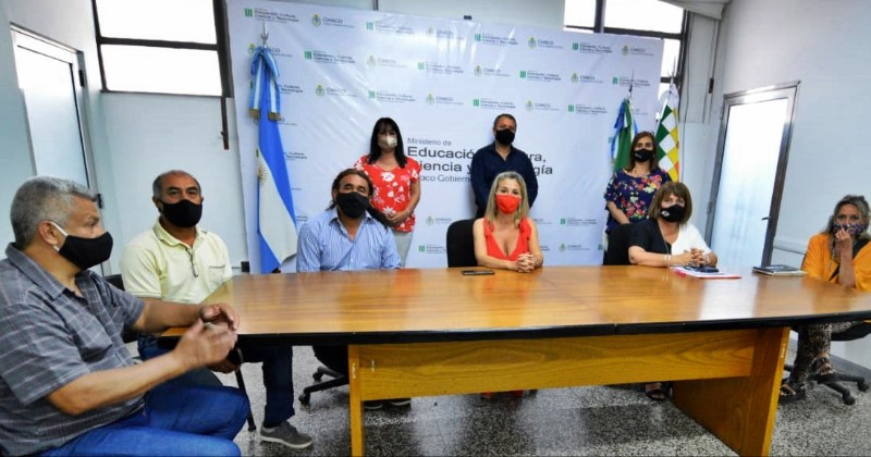 Asumieron los miembros oficiales del Consejo de Educación de la Provincia