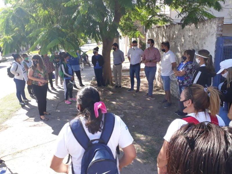 Voluntariado ciudadano: vecinos concientizan sobre Covid-19 en barrios del Gran Resistencia