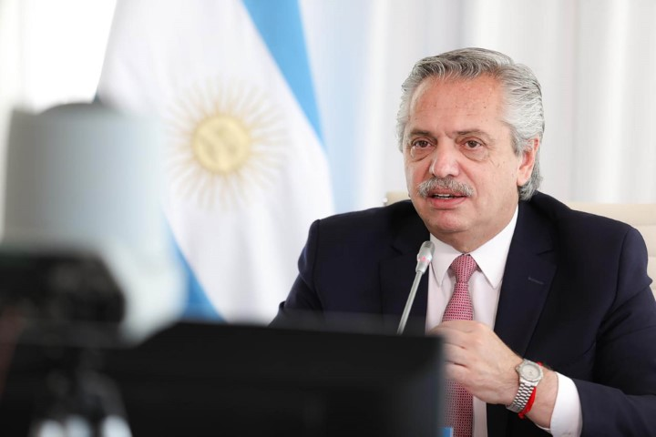 """Fernández: """"El FMI es corresponsable de lo que se vivió en Argentina"""""""