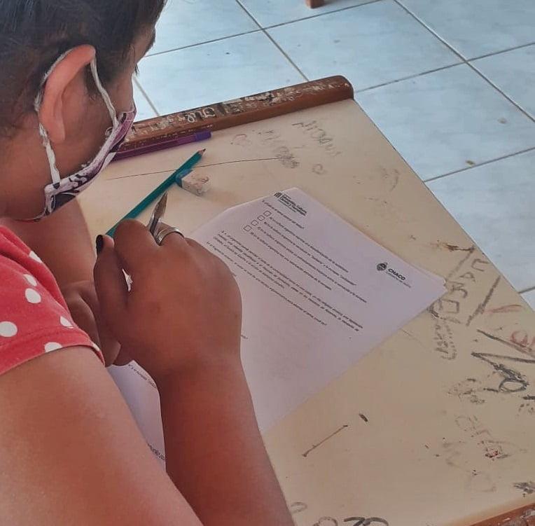 """Educación evalúa """"capacidades de lengua y matemáticas"""" de 1.300 docentes y 9.300 estudiantes de 7º Grado y 5º Año"""