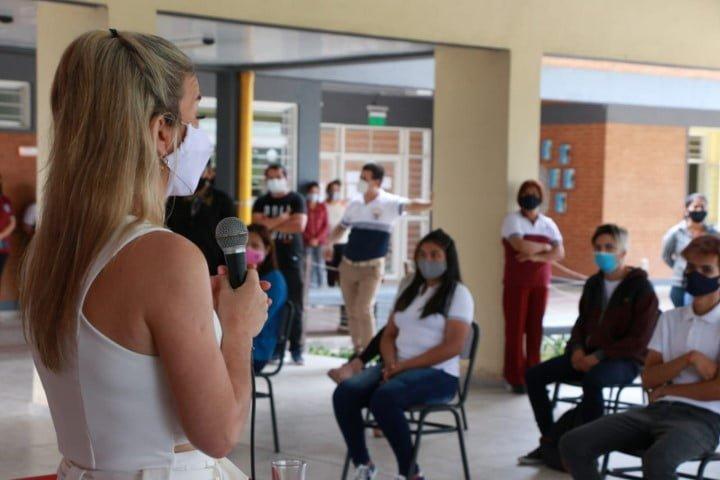 Vuelta a la escuela: otras diez localidades retomaron las clases presenciales