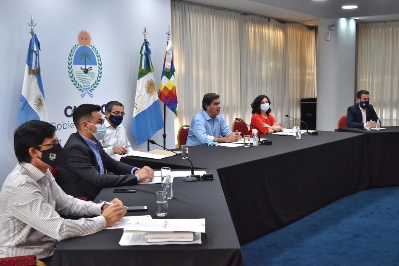 Consejo de Seguridad: para optimizar recursos, Capitanich planea incorporar personal de la administración pública a la Escuela de Policía