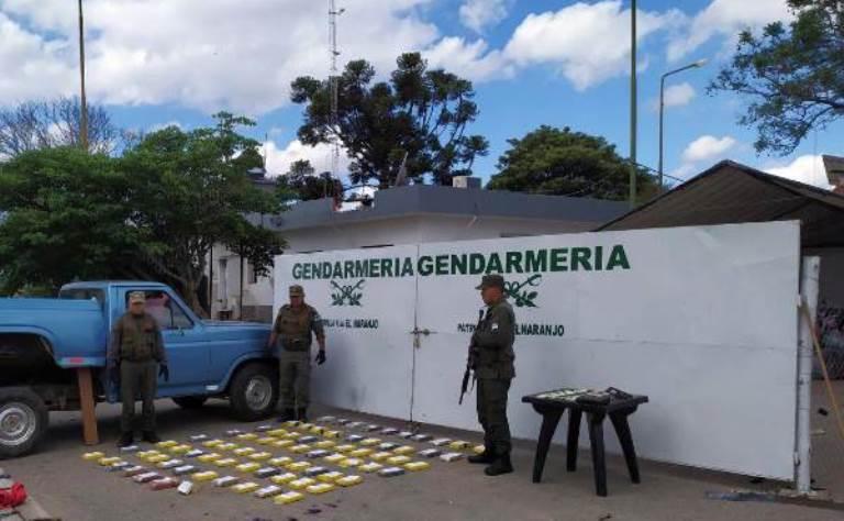 Salta: incautan más de 22 kilos de cocaína ocultos en un auto remolcado