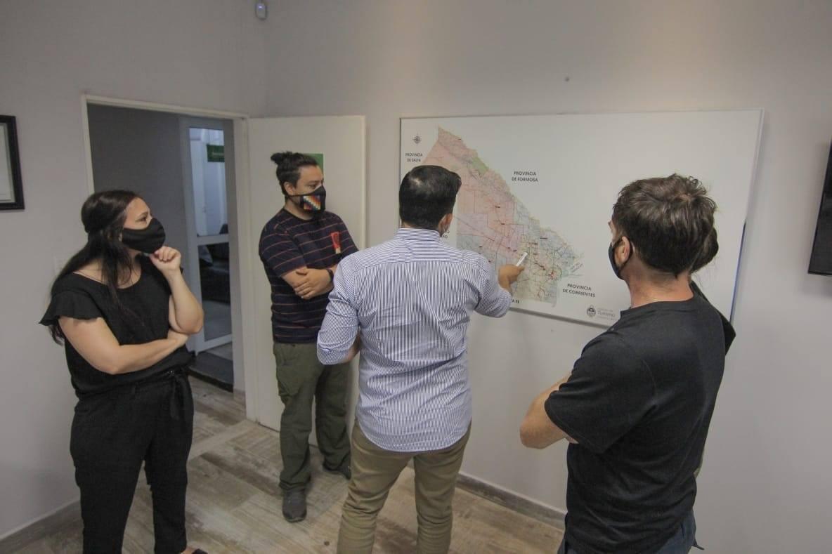 Chaco mostrará sus atractivos turísticos a través de artistas audiovisuales
