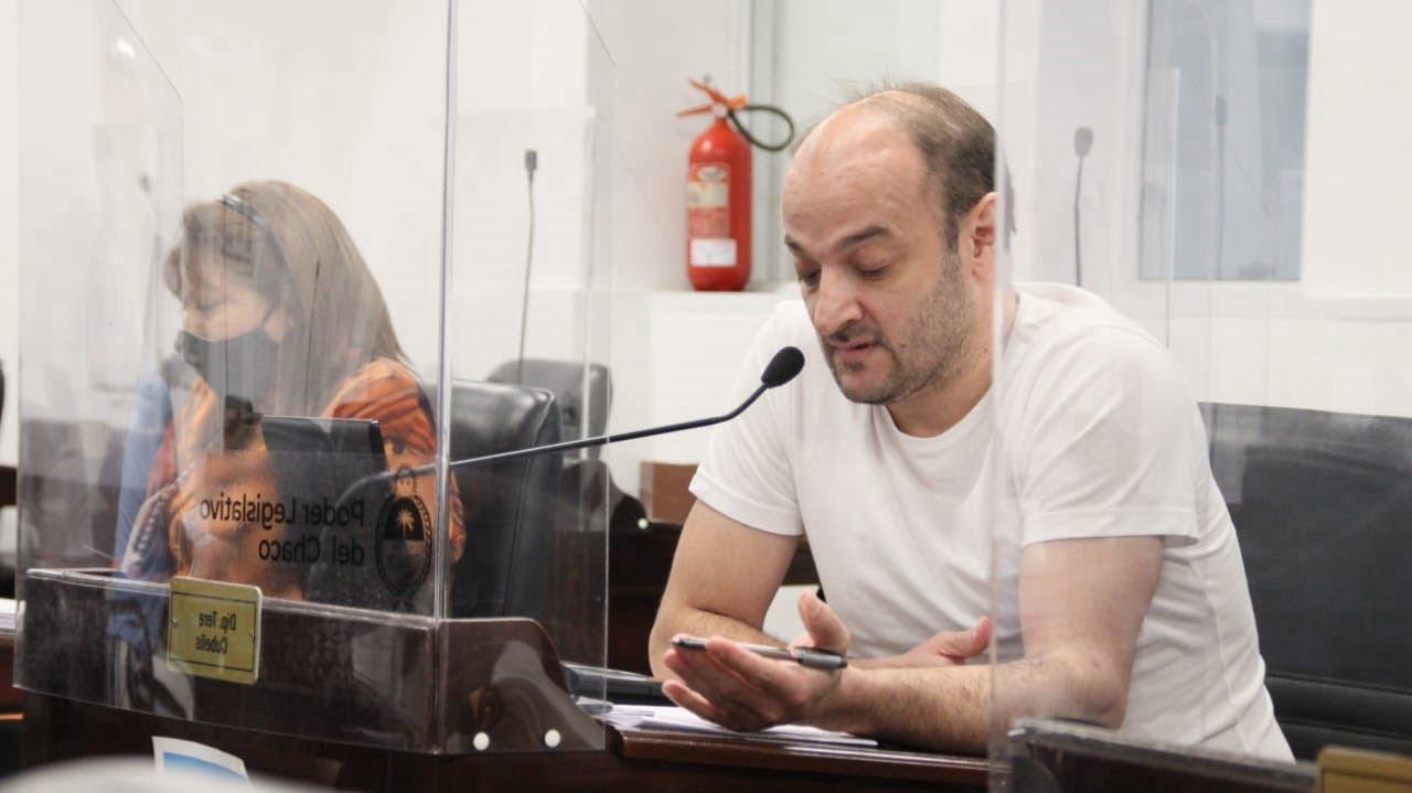 """Bolatti: """"Necesitamos que el acceso al servicio de internet sea universal, gratuito y de calidad"""""""