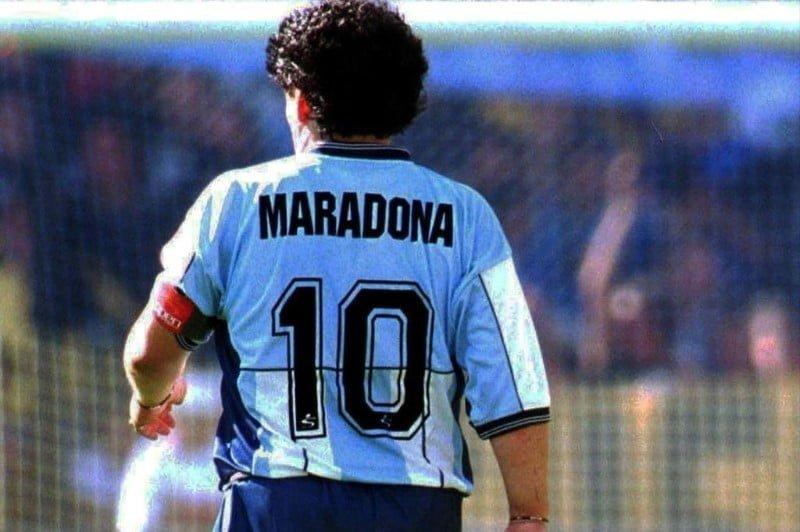 Presentaron proyecto para instituir la fecha de nacimiento de Maradona como Día Nacional del Fútbol