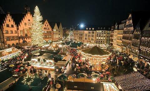 Alemania quiere limitar las celebraciones de Navidad y Año Nuevo
