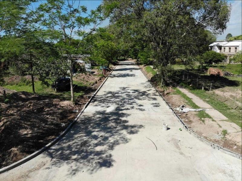 Colonia Benítez contará con nuevas cuadras de pavimento