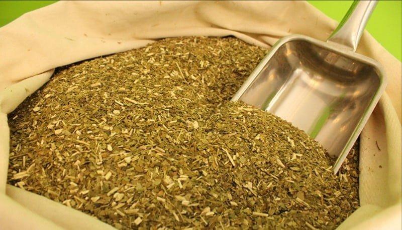 El Gobierno regula la presencia de palo y polvo en la yerba mate