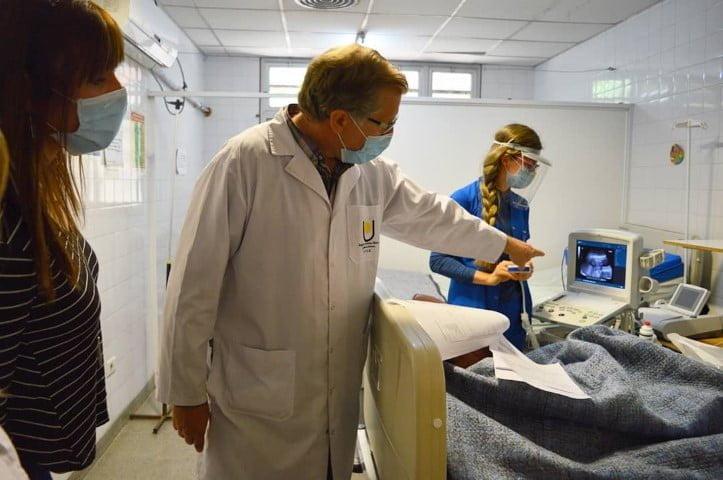 Adquirieron  y pusieron en uso 15 nuevas camas, monitores y ecógrafos en el área de maternidad del Perrando