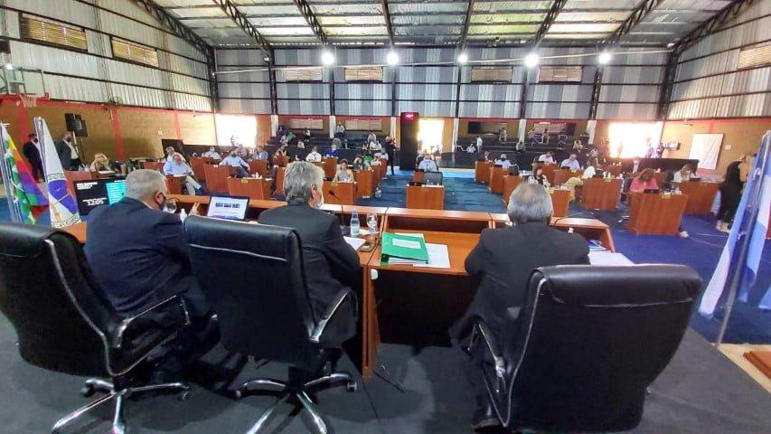 Desde el Club San Fernando, Diputados dio otro paso hacia la sanción del Presupuesto