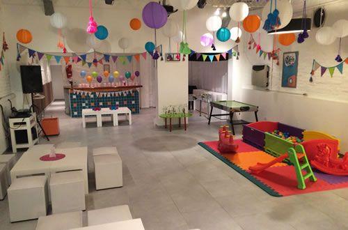 El 7 de noviembre retomarán sus actividades los salones de fiesta infantiles de la provincia