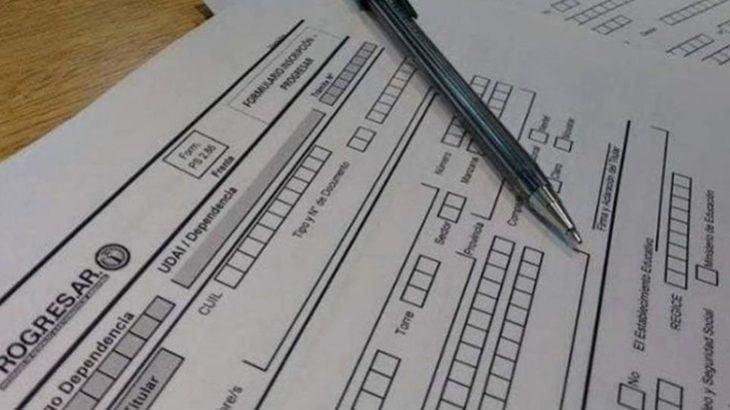 Becas Progresar: se extiende el período de inscripción para educación obligatoria