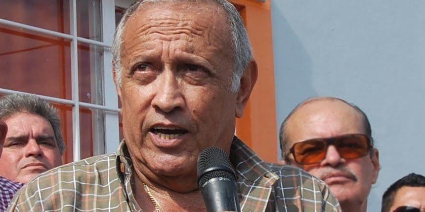 Jacinto Sampayo tiene coronavirus y se internó en el Frangioli