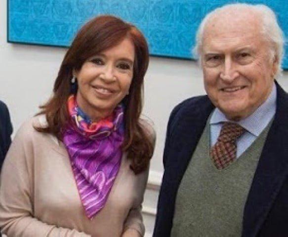 """Cristina Kirchner sobre Solanas: """"Logró con talento inigualable la mágica fusión de cine y política"""""""