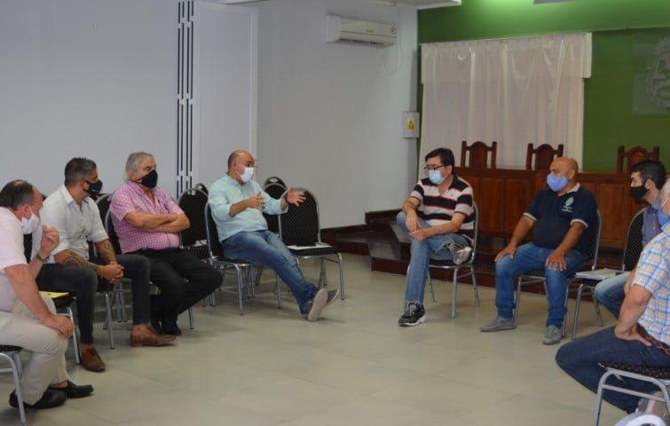 El lunes se reanuda el servicio de colectivos en Sáenz Peña