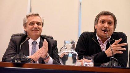 Legisladores y diputados bonaerenses quieren a Alberto presidiendo el PJ nacional, y a Máximo el de la Provincia