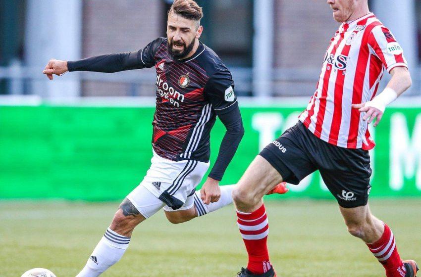Pratto debutó con un triunfo en el fútbol neerlandés