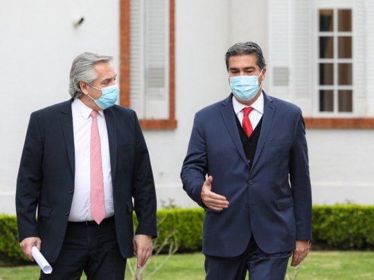 Fernández encabeza el homenaje a San Martín y luego se reúne con gobernadores del Norte Grande