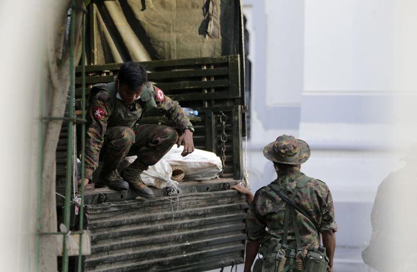 Condenas internacionales tras golpe de Estado en Birmania