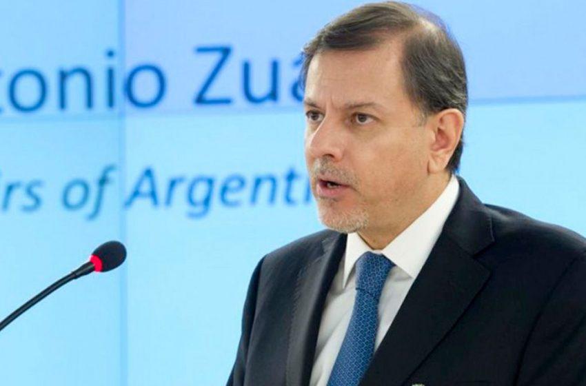 """Zuain: """"Argentina y Rusia están haciendo el esfuerzo para asegurar que provisión de vacuna continúe"""""""