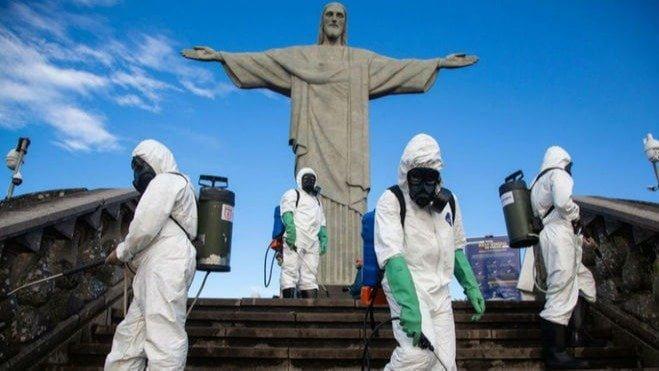 Río de Janeiro cerró el comercio y la hotelería por 10 días para evitar más muertes por coronavirus