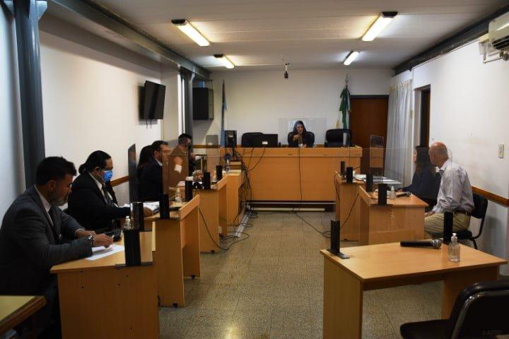 Segundo día del juicio por el femicidio de Angelina Cáceres