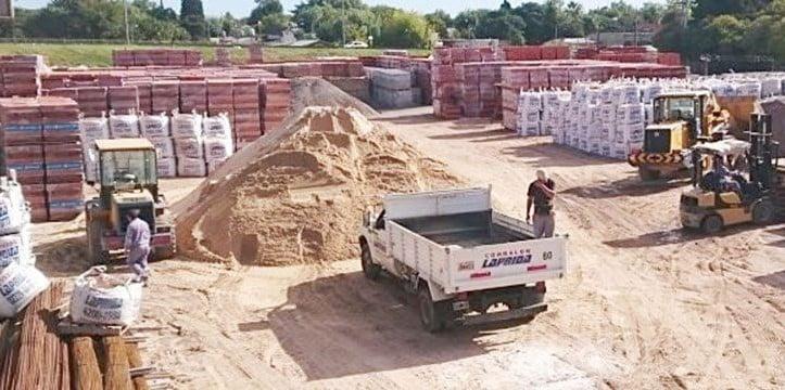 Repuntó la construcción y los precios de los materiales se dispararon: controlarán corralones