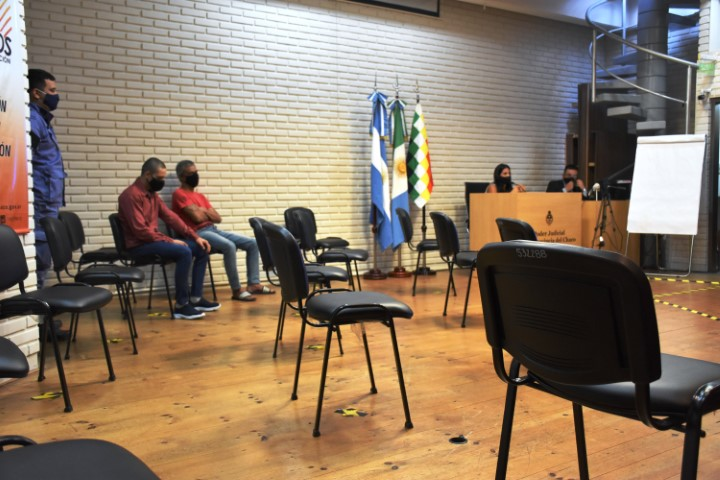 Comenzó el juicio por el crimen de Gustavo Cáceres