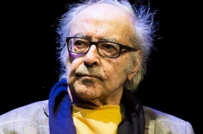 A los 90 años, Jean-Luc Godard anunció su retiro del cine