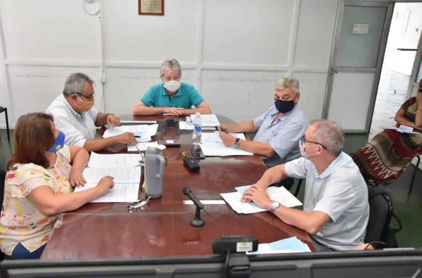 Sesión legislativa: acuerdos de Labor Parlamentaria