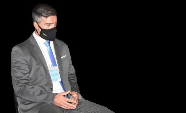 El fiscal Lucio Otero se aleja del ministerio público