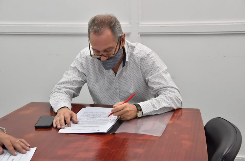 Juan José Bergia continuará al frente de la Comisión de Obras y Servicios Públicos