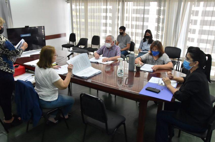 La Comisión de Trabajo abordó el proyecto que propicia la ratificación del acuerdo de refinanciación entre Anses y la Provincia