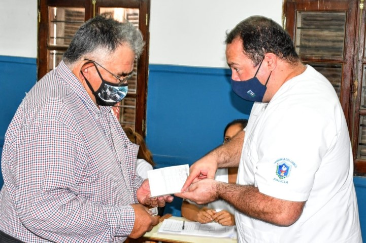 Covid-19: Salud Pública insta a no descuidar las medidas de bioseguridad a pesar de la vacunación