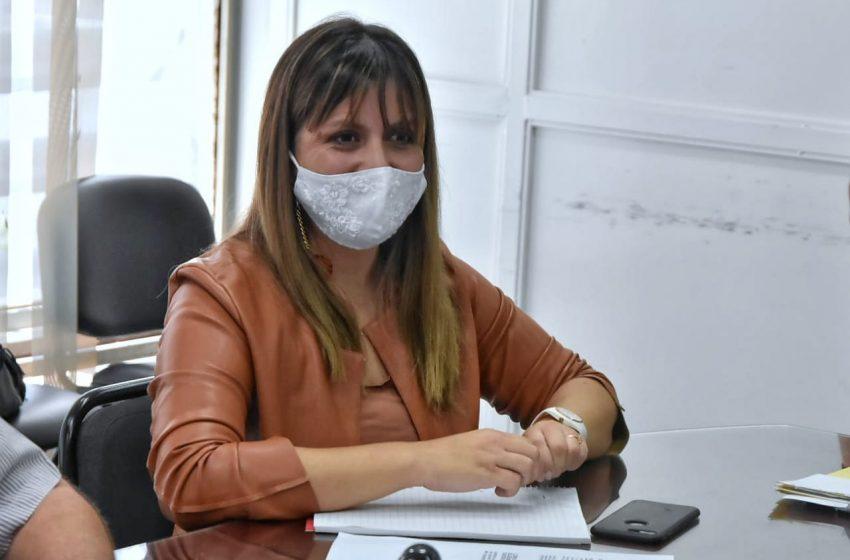 La diputada Ayala presidirá la comisión de Género, Diversidad, Familia y NNYA