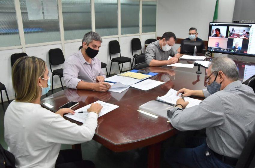 Se reunió la Comisión de Hacienda y Presupuesto