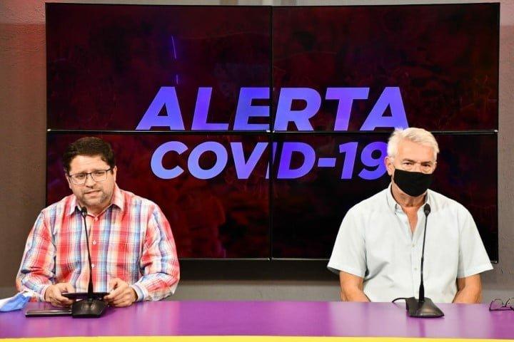 Cinco personas murieron por coronavirus en Chaco en la última jornada