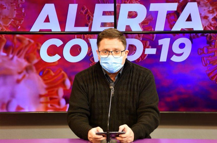 Ocho muertes y 561 nuevos contagios de coronavirus en Chaco en las últimas veinticuatro horas
