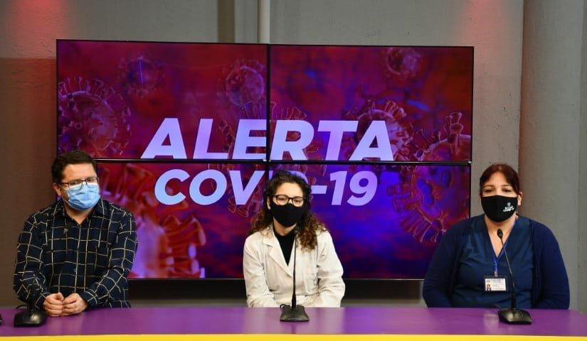 En otra jornada sin muertes por coronavirus se registraron 18 nuevos contagios