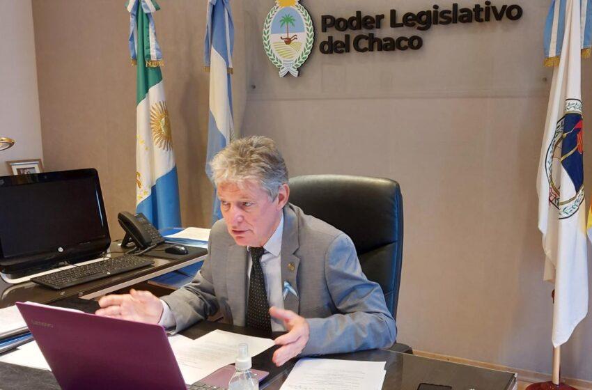 Consejo de Monitoreo y Seguimiento de los ODS: el Poder Legislativo participó de la tercera reunión