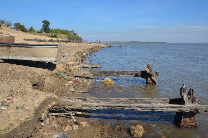 """La bajante del Paraná es """"técnicamente un desastre"""", dijo el viceministro de Medio Ambiente"""