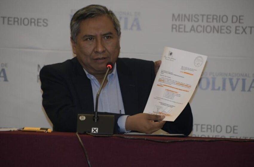 """""""El Gobierno de Macri dio una contribución concreta y real"""" en el golpe en Bolivia"""