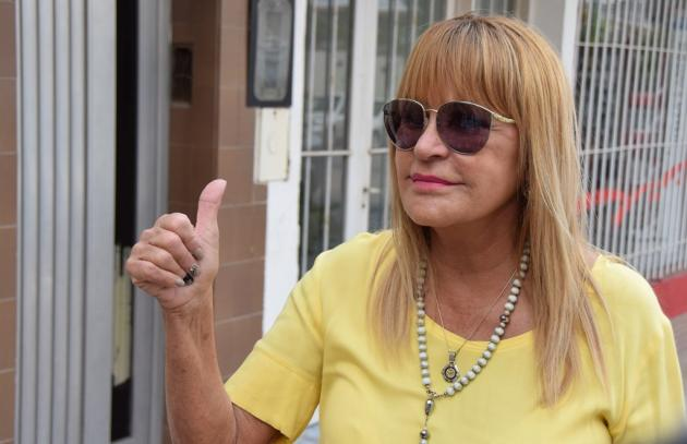 Segunda interna radical en cuatro meses: Aída Ayala se une a Azula, los Cipolini y Nikisch para forzar en las PASO su inclusión en Chaco Cambia + JxC
